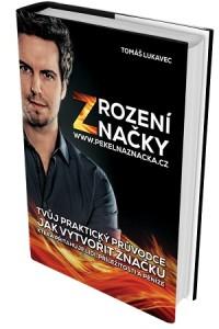 eBook Zrození značky, autor Tomáš Lukavec